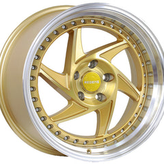 Regen5 Wheels R34 Gold