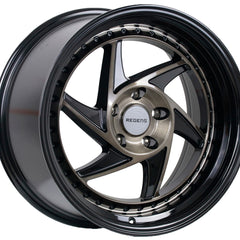 Regen5 Wheels R34 Black