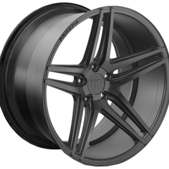 Rohana Wheels RC8 Matte Black