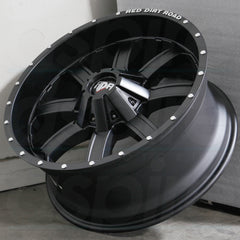 RDR Wheels RD01 Black