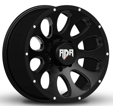 RDR Wheels RD02 Black