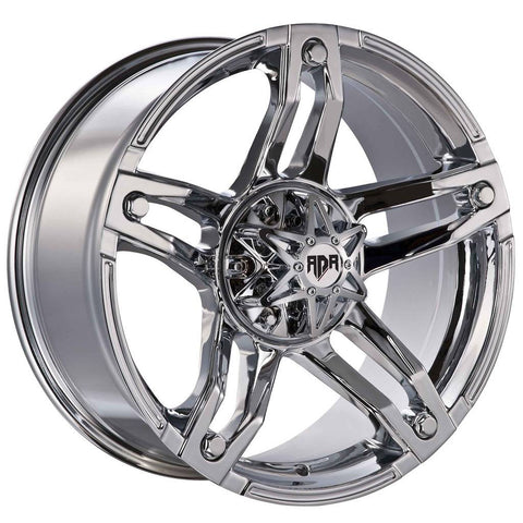 RDR Wheels RD03 Chrome
