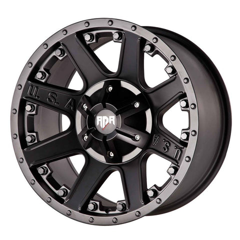 RDR Wheels RD04 Black