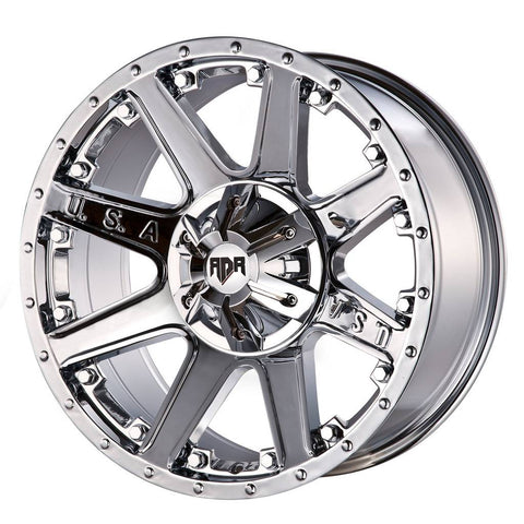 RDR Wheels RD04 Chrome