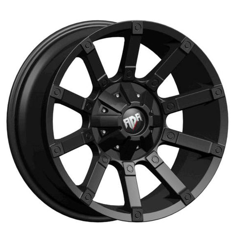 RDR Wheels RD09 Black