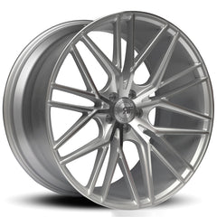 Road Force Wheels RF13 Silver Polish