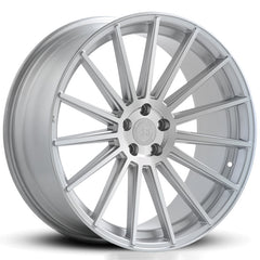 Road Force Wheels RF15 Silver Polish