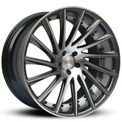 Road Force Wheels RF16 Gun Metal DDT