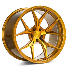 Rohana Wheels RFX5 Gold