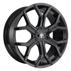 DUB Wheels Royalty S208 Gloss Black