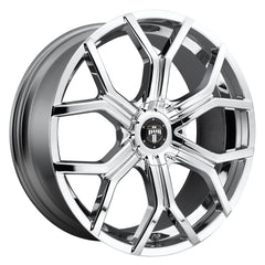 DUB Wheels Royalty S207 Chrome