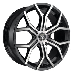 Dub Wheels S209 Royalty Black DDT