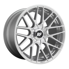 Rotiform Wheels R140 RSE Silver