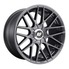 Rotiform Wheels R141 RSE Gunmetal