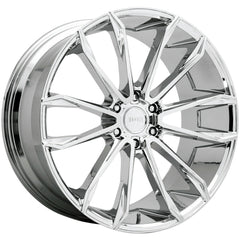 Dub Wheels S251 Clout Chrome