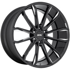 Dub Wheels S252 Clout Black Milled