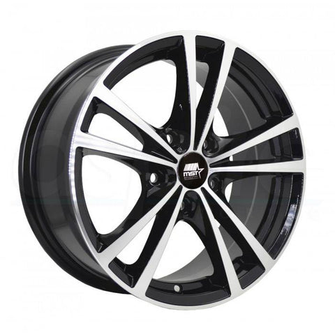 MST Wheels Saber Black