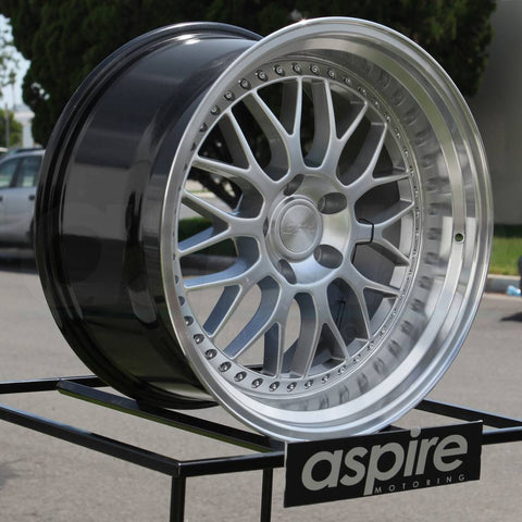 ESR Wheels SR01 Hyper Silver