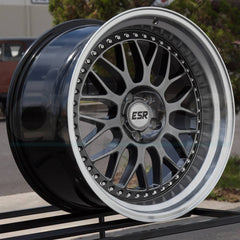 ESR Wheels SR01 Gun Metal