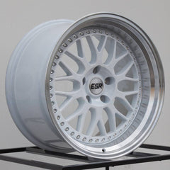 ESR Wheels SR01 White