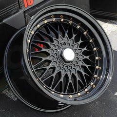 ESR Wheels SR03 Gloss Black
