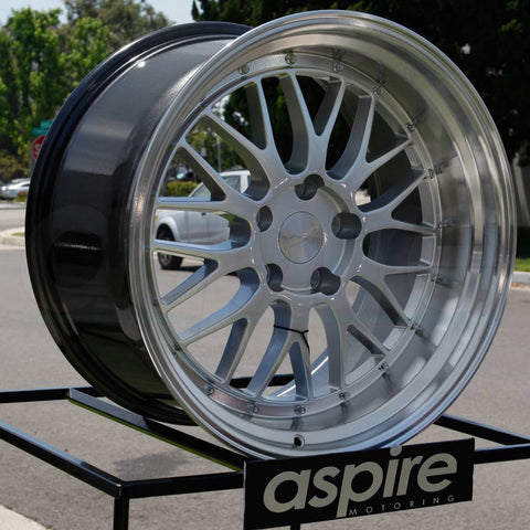 ESR Wheels SR05 Hyper Silver