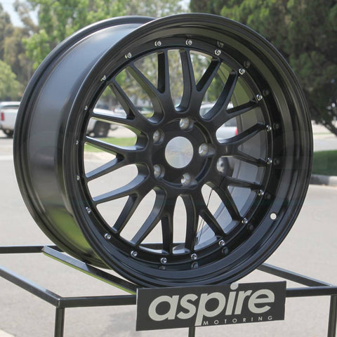 ESR Wheels SR05 Matte Black