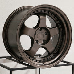 ESR Wheels SR06 Bronze