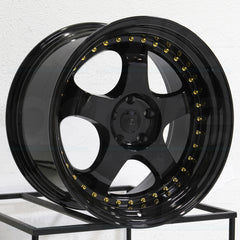 ESR Wheels SR06 Gloss Black