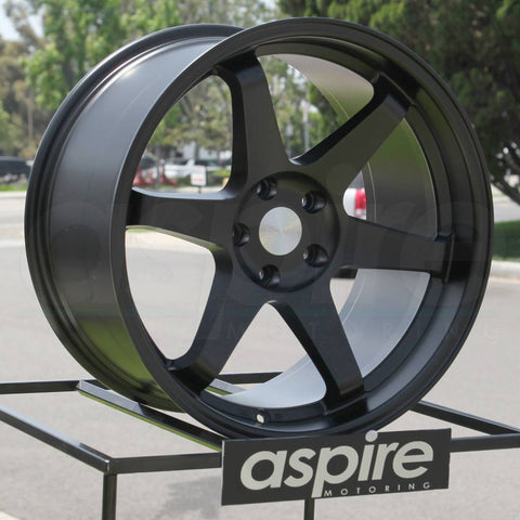 ESR Wheels SR07 Matte Black
