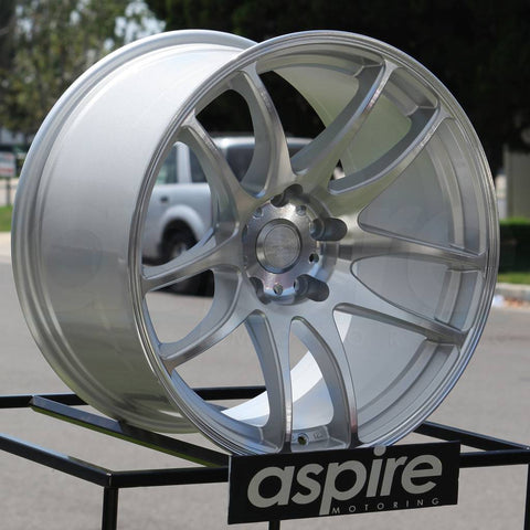 ESR Wheels SR08 Machined Silver