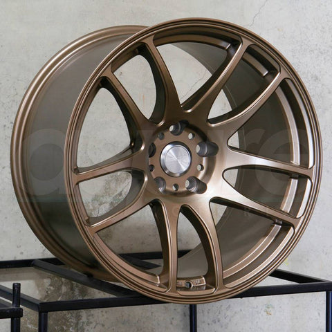 ESR Wheels SR08 Bronze
