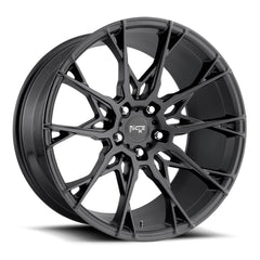 Niche Wheels M183 Staccato Matte Black