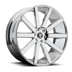 DUB Wheels Shot Calla S120 Chrome