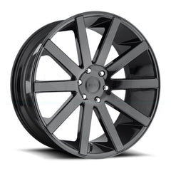 Dub Wheels S219 Shot Calla Gloss Black
