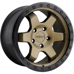 Rotiform Wheels R150 Six Bronze