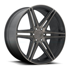 Dub Wheels S123 Skillz Black Machined