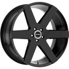 Strada Wheels S60 Coda Black