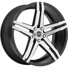 Strada Wheels S40 Domani Black Machine
