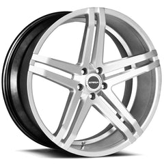 Strada Wheels S40 Domani Silver Machine