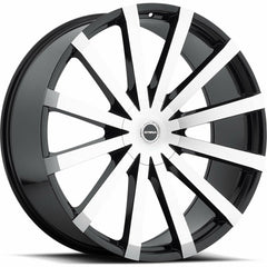 Strada Wheels S50 Gabbia Black Machine