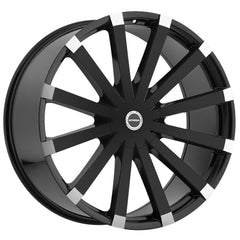 Strada Wheels S50 Gabbia Black Machine Tips
