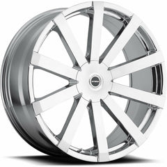 Strada Wheels S50 Gabbia Chrome