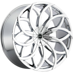 Strada Wheels S61 Huracan Chrome