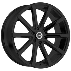 Strada Wheels S48 Osso Black