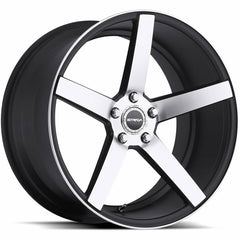 Strada Wheels S35 Perfetto Black Machine