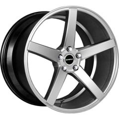 Strada Wheels S35 Perfetto Silver Machine