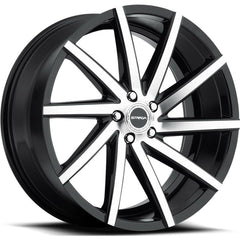 Strada Wheels S41 Sega Black Machine
