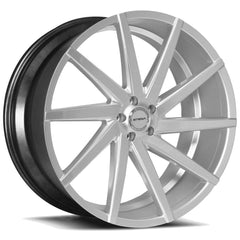 Strada Wheels S41 Sega Silver Machine