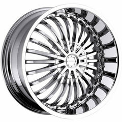 Strada Wheels S16 Spina Chrome